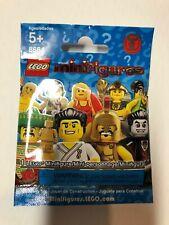 LEGO 8684 Minifigure Series 2 Spartan Warrior Minifig NEW SEALED