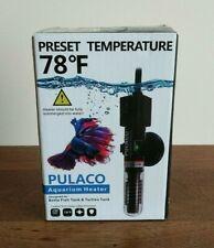 New listing Pulaco Pl-168 Small Aquarium Heater - Betta Fish & Turtle Tank