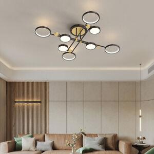 Large Chandelier Lighting Home Pendant Light Modern Ceiling Lamp Kitchen Lights