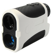 White Founders Club Golf Laser Range Finder Hunting Slope Compensation 650 yards
