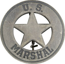 New Badges Of The Old West US Marshal Badge MI3019