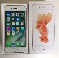 Apple iPhone 6s - 64GB - Unlocked - Rose Gold. Smartphone.