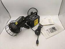 Spectroline Sb 100 Series Long Wave Ultraviolet Lamp Spectronics Corp 115v 15a