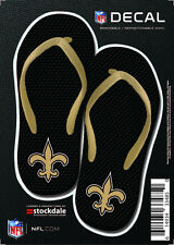 NFL Football Stockdale New Orleans Saints Removable/Repositionable Vinyl Decal