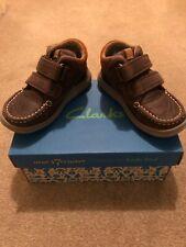 Boys Clarks Shoes - size 7