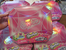 SHOPKINS Season 4 MYSTERY EDITION SERIES # 2 TARGET 24 SHOPKINS BAGS & BASKETS
