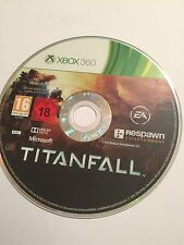 PAL XBOX 360 GAME DISC ONLY TITANFALL By EA