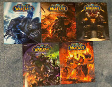 World of Warcraft Official Magazine (Lot of 5)