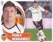 13B PABLO HERNANDEZ ESPANA VALENCIA.CF Swansea STICKER CROMO LIGA 2013 PANINI