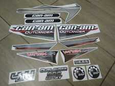 Stickers Decals for Quad bikes Brp Can-Am Outlander Max 800 Xt