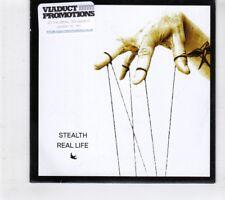 (HT502) Stealth, Real Life - 2016 DJ CD
