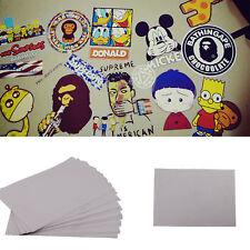 50X A4 Iron On laser Print Heat Transfer Paper Light Fabric T-Shirt 297*210mm