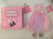 """New Chad Valley My Little Sister Design A Friend 14"""" Doll Bridesmaid Dress / Set"""