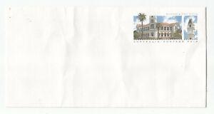 Australia Post BUNDABERG POST OFFICE Postage Paid Envelope ~ c2008 ~ Unused