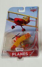 PLANES Disney Store personaggio SUN WING Mattel nuovo new raro CARS maclama