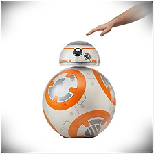 BB-8 Star Wars Life-Size LED Unique Desk Lamp Touch 3 Lighting Modes Kids Bedrom
