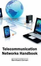 Telecommunication Networks Handbook by Bernhard Ekman: New