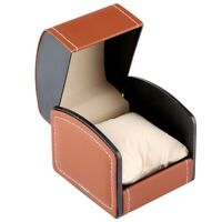 Luxury PU Leather Watch Box Jewelry Storage Case Display Boxes Watches Organizer