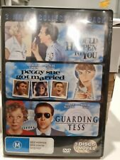 It Could Happen to You Peggy Sue Got Married Guarding Tess (3 Dvd) Region 4
