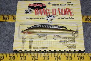 Vintage Bagley Bang-O-Lure Fishing Lure