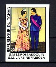 Tschad Michelnummer  788 postfrisch (Royal  105 ) Epreuve de luxe