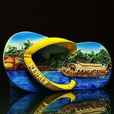 Kerala Sceneries Poly Marble Kitchen Fridge Magnet Indian Decorr Collectib 9508