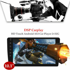 10.1-inch HD Touch Android 10.0 Car Player 2+32G WiFi DSP Carplay Android/ IOS