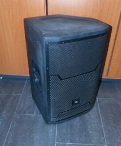 JBL Professional PRX712 aktive Lautsprecherbox Lautsprecher mit Schutzhülle