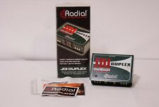 Radial JDI Duplex - 2 channel Passive Direct Box Free Shipping!!