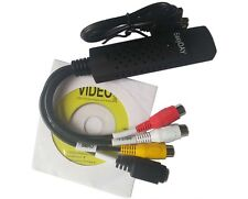 EASYCAP USB 2.0 VHS VCR per Vincere PC DVD Video Audio Convertitore Grabber Capture CARD