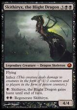 SKITHIRYX IL DRAGO MALIGNO - SKITHIRYX, THE BLIGHT DRAGON Magic SOM Mint