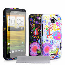 Mobile Madhouse Accessories HTC One X Jellyfish Silicone Gel Case Cover Skin UK