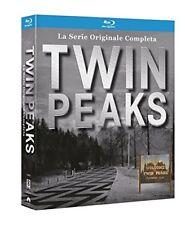 Twin Peaks - Stagione 01-02 La Serie Originale Completa (8 Blu-Ray) PARAMOUNT