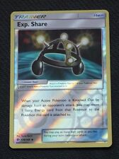 Exp. Share 118/149 Reverse HOLO Pokemon Sun and Moon Near Mint