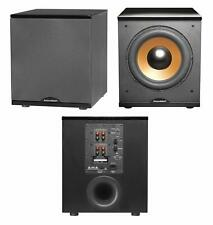BIC Acoustech H100 Powered Subwoofer