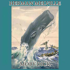 Herman Melville - Moby Dick - Audiobook on mp3 CD
