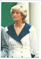 ROYALTY - DIANA, PRINCESS of WALES  Rachel Arthur Postcard