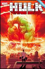 Hulk #1 Main Cover A | Donny Cates New Series | Available 11/3