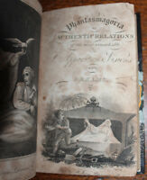 1805 Phantasmagoria Authentic Relations of Apparitions BEAUFORD Ghosts Visions