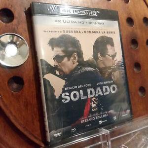 Soldado  4K Blu Ray Nuovo