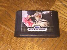 The Revenge of Shinobi Sega Genesis Cleaned & Tested