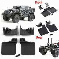 Upgrade Mud Flaps Guards Front and Rear Fenders (4) for Traxxas TRX-4 1/10 Car