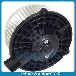 NEW A/C Blower Motor -> Lexus GS300 GS400 GS430 RX300 SC430/Toyota Highlander