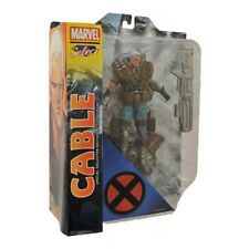 Cable Marvel Select action figure X-Force X-men diamond select toys UK Seller