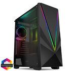 Fast Intel Quad Core I5 Gaming Pc Computer 8gb Ram 480gb Ssd Win10 Gt 710 2gb