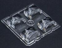 LED Linse Ledil Stadella C14164 50mm durchmesser für 4 LEDs ws2812 5050 1W-Leds