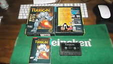 RAINBOWN ARTS TURRICAN COMMODORE 64 C64 CBM 64 RETRO GAME VIDEOGIOCHI