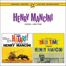Hatari / High Time - Complete Scores - Limited Edition - Henry Mancini