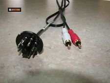 Kenwood ts-520,520s,820,820s to Henry, Clipperton L AMP cable. *Free Daily Ship*