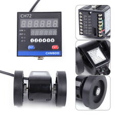 Electronic Digital Meter Length Counter Meter Two-Wheel Length Measuring Meter